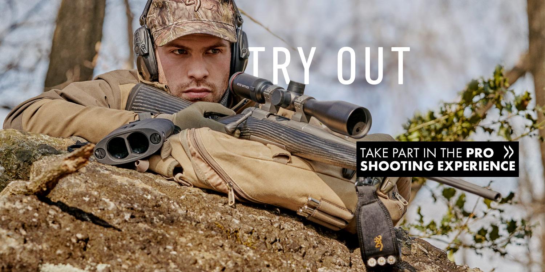 Browning Pro Shooting Experience UK 2021