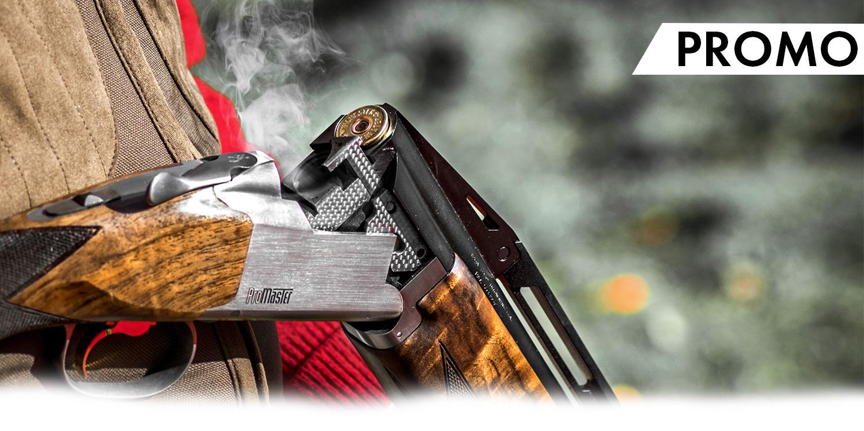 Cashback 150€ on B725 sporting over&under shotguns