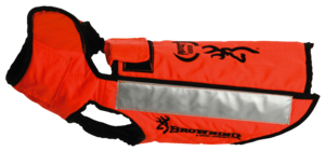 DOG VEST, PROTECT HUNTER ORANGE