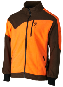 JACKET, POWERFLEECE ONE ZIPPIN