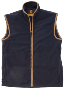 VEST POLAR, WINDSOR, BLUE